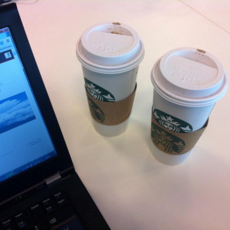 Cappuccinos com Chocolate, Venti, X-Hot, XX-Hot