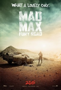 Mad Max - Fury Road (pôster)