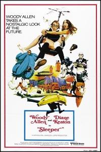 Sleeper (1973) - Poster