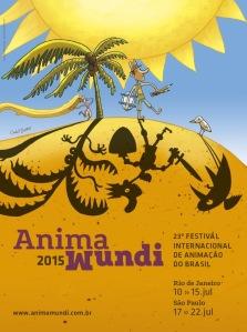 Anima Mundi 2015 - Poster