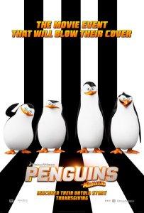 Penguins of Madagascar (2014) - poster