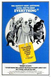 Everything You Always Wanted to Know (1972) - Poster