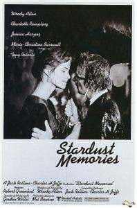 Stardust Memories (1980) - Poster