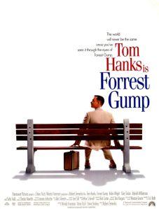 Forrest Gump (1994) - Poster