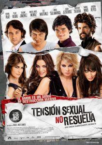 Tension Sexual No Resuelta (2010) - Poster