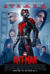 2015 - Ant-Man - Poster