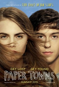 Paper Towns (2015) - Poster