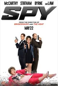 Spy (2015) - Poster
