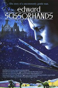 1990 - Edward Scissorhands