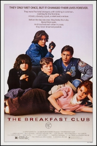 1985 - The Breakfast Club
