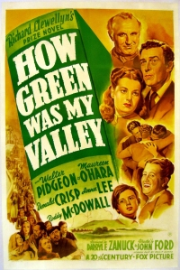 1941 - How Green Was My Valley