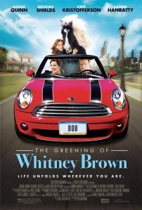 2011 - The Greening of Whitney Brown