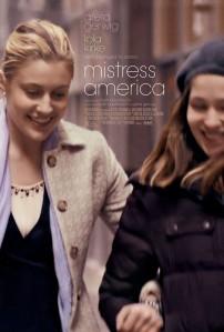 2015 - Mistress America