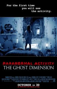 2015 - Paranormal Activity