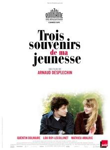 2015 - Trois Souvenirs de Ma Jeunesse